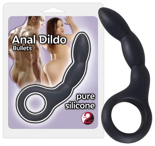 Anal Dildo Bullets