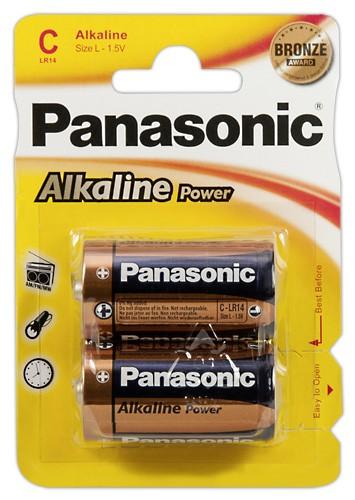 Panasonic Alkaline Baby 2er