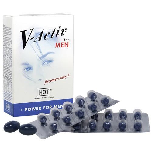 V-Activ Caps für den Mann 20 Stück