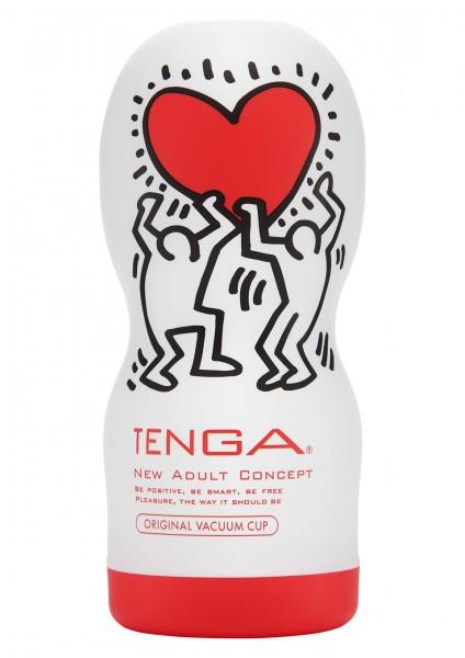 TENGA KEITH HARING ORIGINAL VACUUM