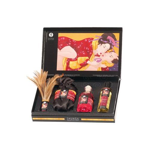 Shunga - Set Zärtlichkeit & Leidenschaft