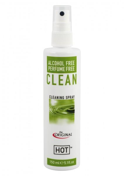 HOT CLEAN ALC. FREE 150 ML - EXPORT