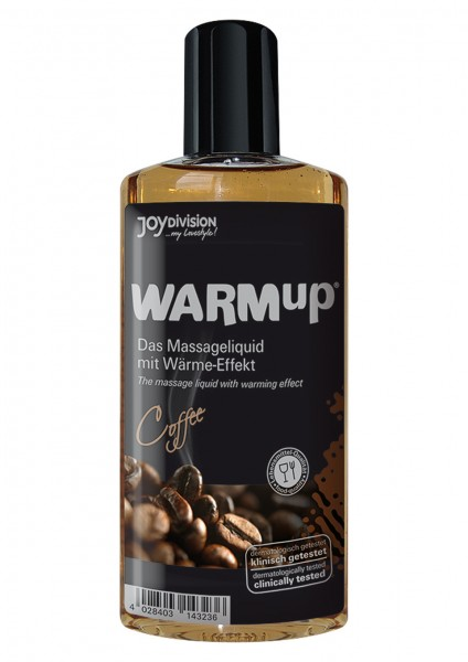 WARMUP COFFEE 150 ML