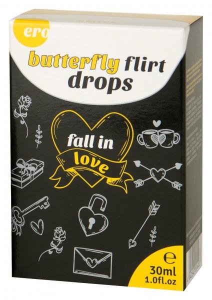 ERO BUTTERFLY FLIRT DROPS 30 ML