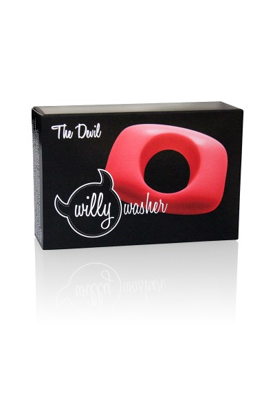 Willy Washer - The Devil - Penis-Seife