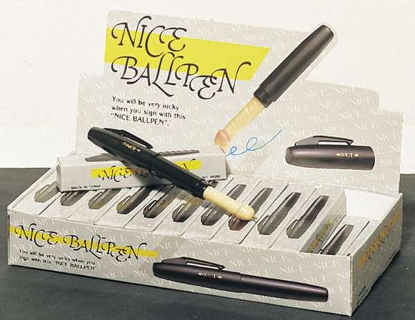 Nice Ball Pen (Peniskugelschreiber)