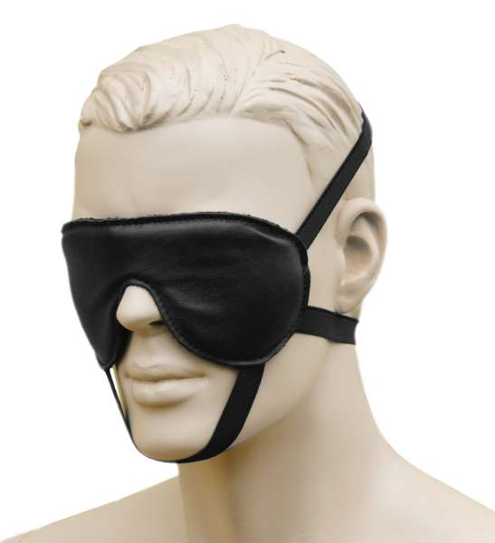 XXdreamSToys Leder-Augenmaske