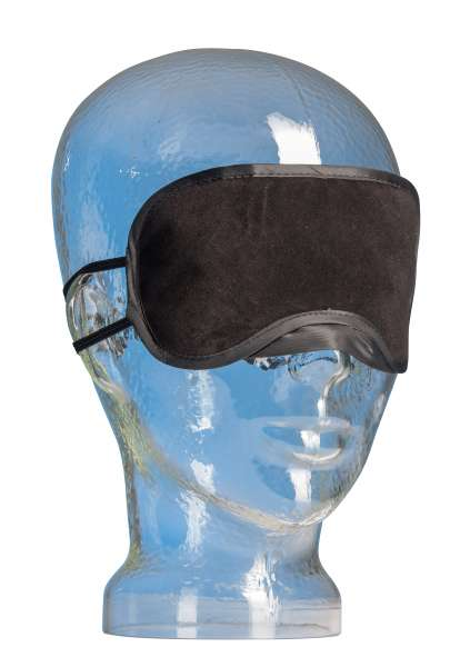 LUX FETISH Peek-a-boo Love Mask black