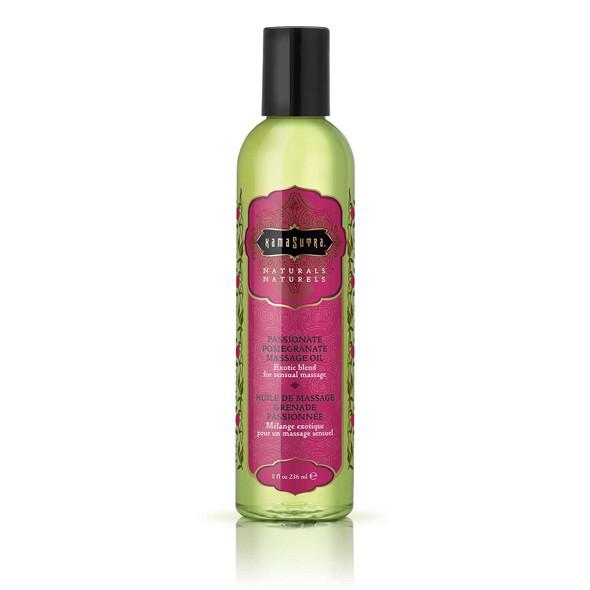 Kama Sutra - Naturals Massage Oil Pomegranate