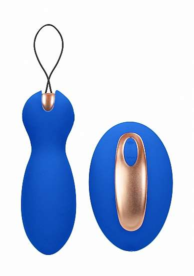 Dual Vibrating Toy - Purity - Blue