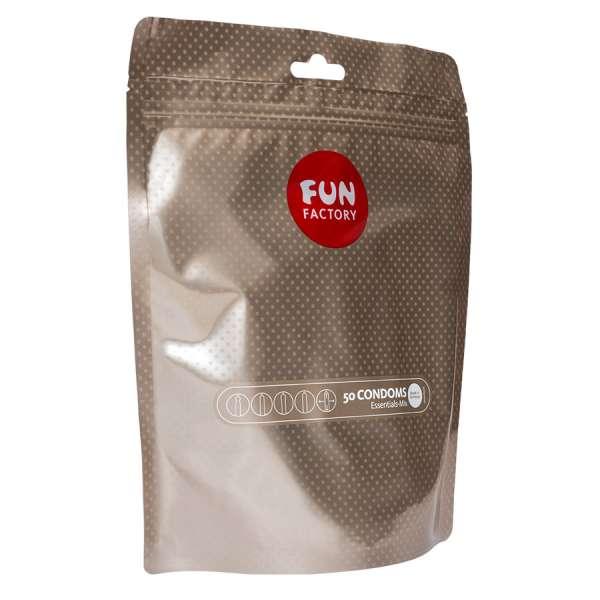 Fun Factory - ESSENTIALS MIX (50ER PACKUNG) – DIE FUN FACTORY KONDOME