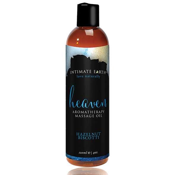 Intimate Earth - Massage Oil Heaven 120 ml Tester