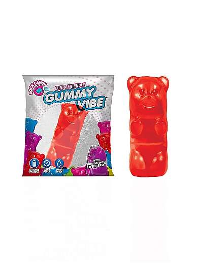 Gummy Vibes - Red