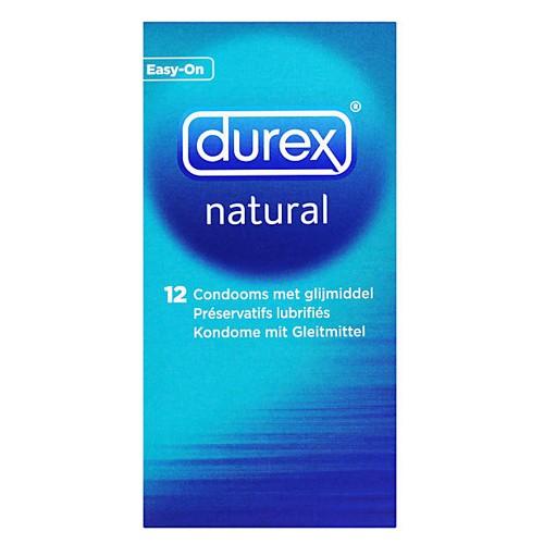 Kondome Durex Classic Natural 12 St
